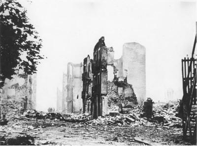 Ruinas de Guernika