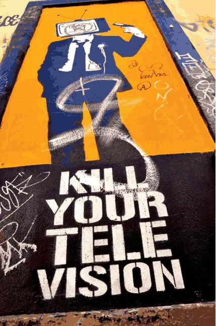 Entre a espada e a parede: a nova lei do grafitti