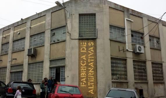 Fábrica de alternativas em Algés