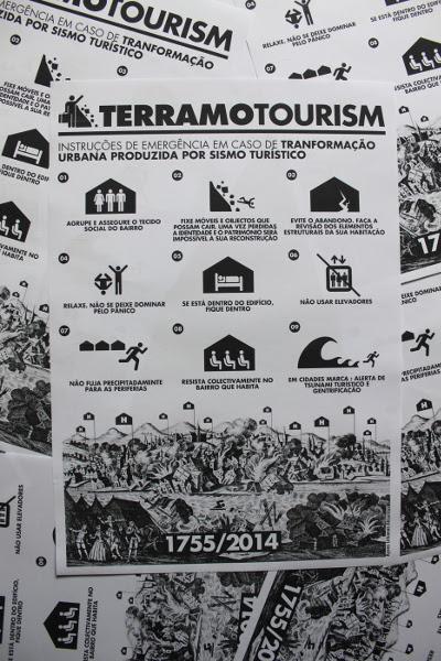 Terramoto Turista