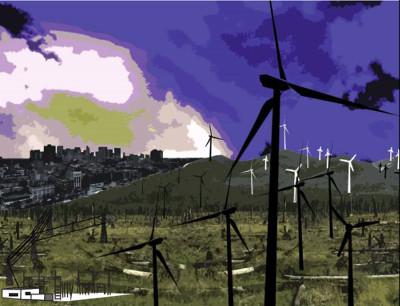 Os ventos ocultos da energia eólica