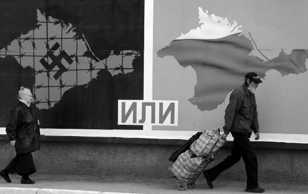 Ucrânia: guerra suja e propaganda