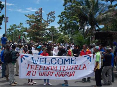 O que se passa na Papua Ocidental?