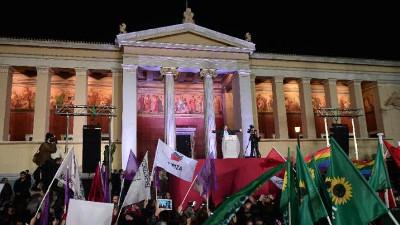 Sobre as eleições na Grécia