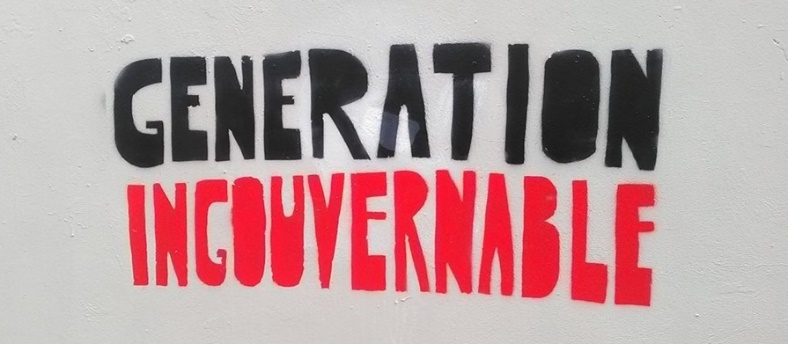 Sejamos ingovernáveis (tradução do texto saído da coordenação nacional contra as eleições francesas)