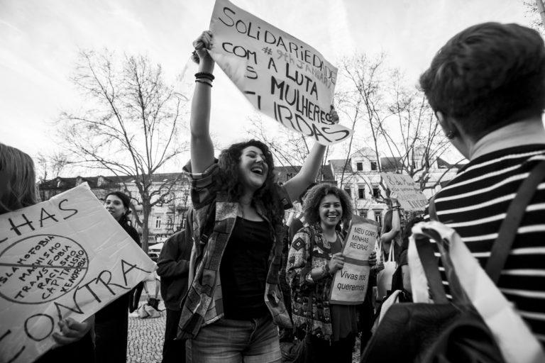 Para lá do 8 de Março, o feminismo faz-se todos os dias