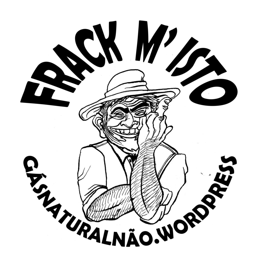 Apoio Mútuo anti Fracking!