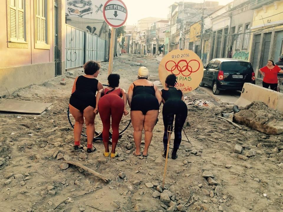 Corpo Ciborgue, Sexo Olímpico
