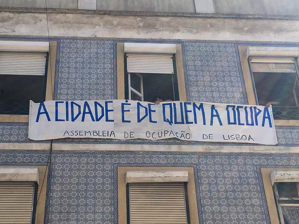 A cidade é de quem a ocupa