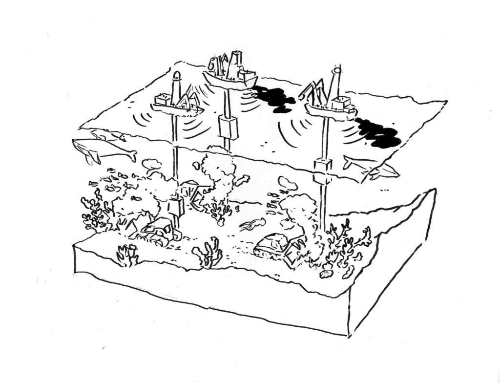 Turvar as águas, parte II