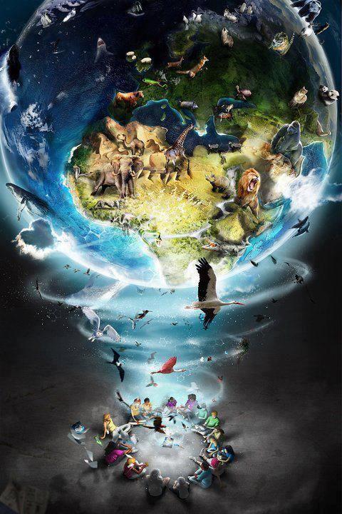 Activismo Sagrado: Movimento pela Regeneração Global