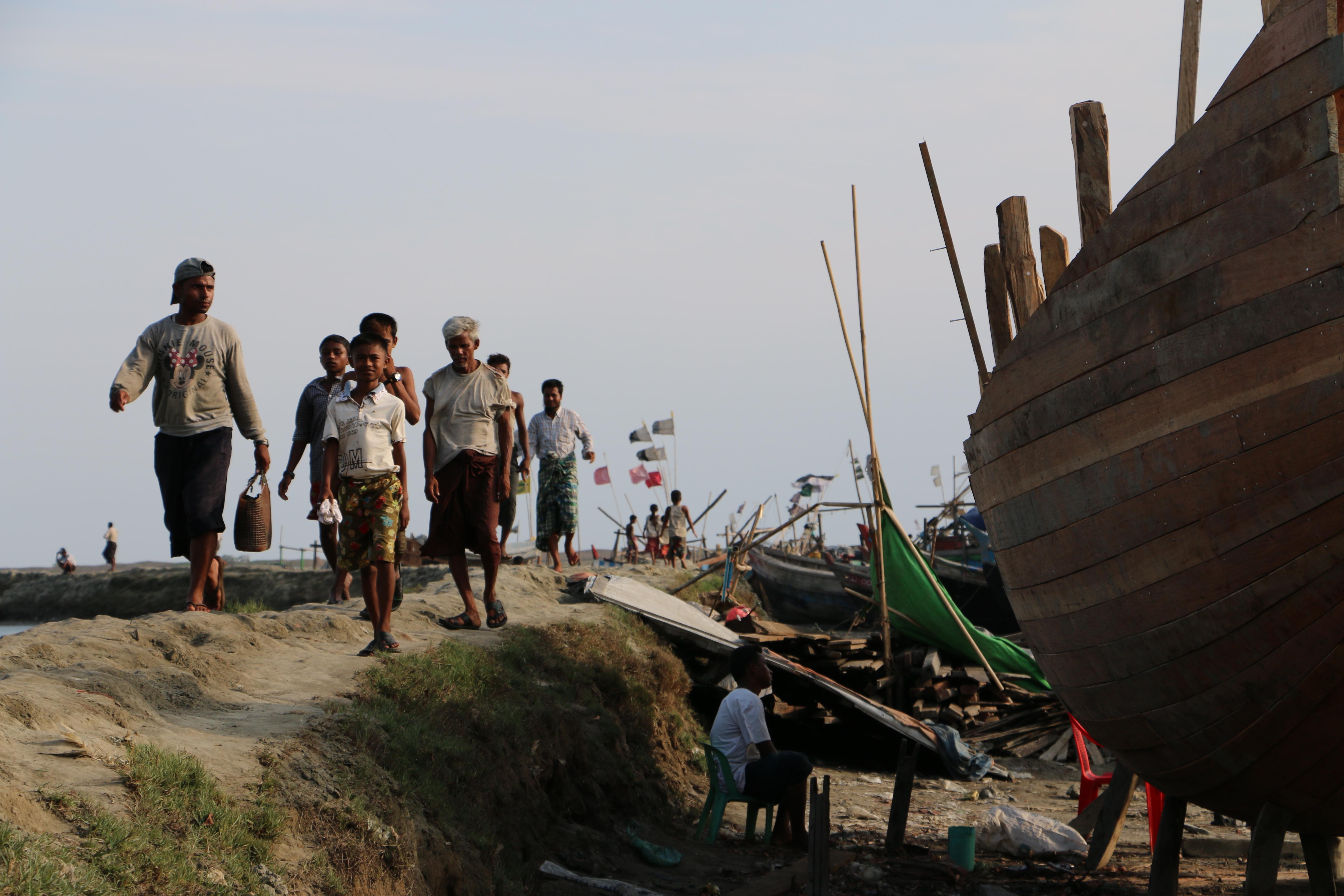 Os Rohingya e os conflitos no Myanmar
