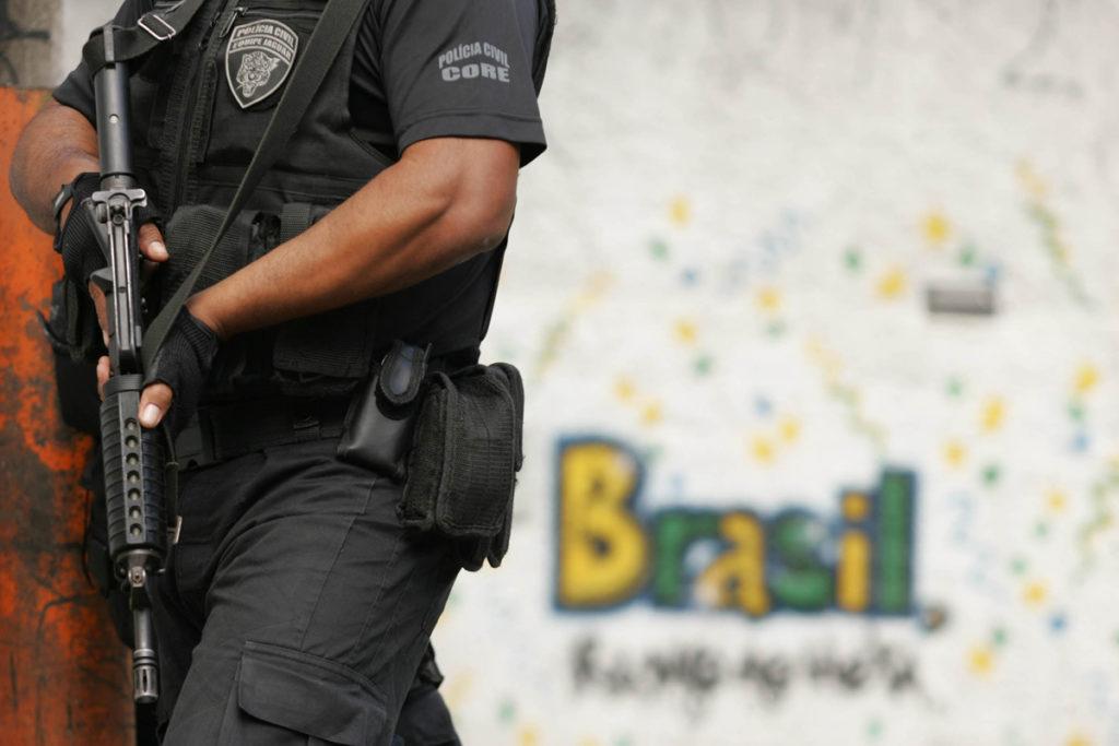 «Nós por nós»: militarização e resistência nas periferias do Rio de Janeiro
