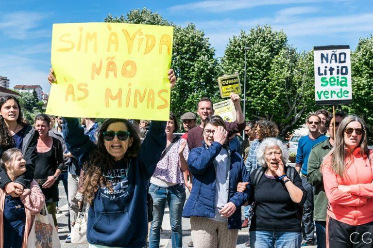 Não às Minas, Sim à Vida!