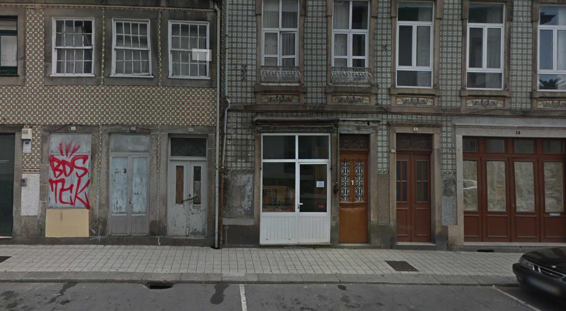 Livraria Utopia, no Porto, tem as suas portas abertas há mais de 35 anos.