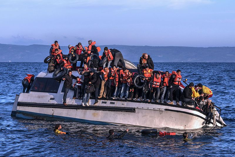 A «tragédia grega» da UE no Mediterrâneo