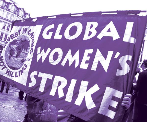 Exigindo um Rendimento de Cuidado e um Novo Pacto Verde feminista para a Europa