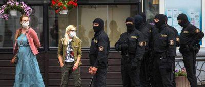 Belarus livre! O primeiro protesto contra o último ditador