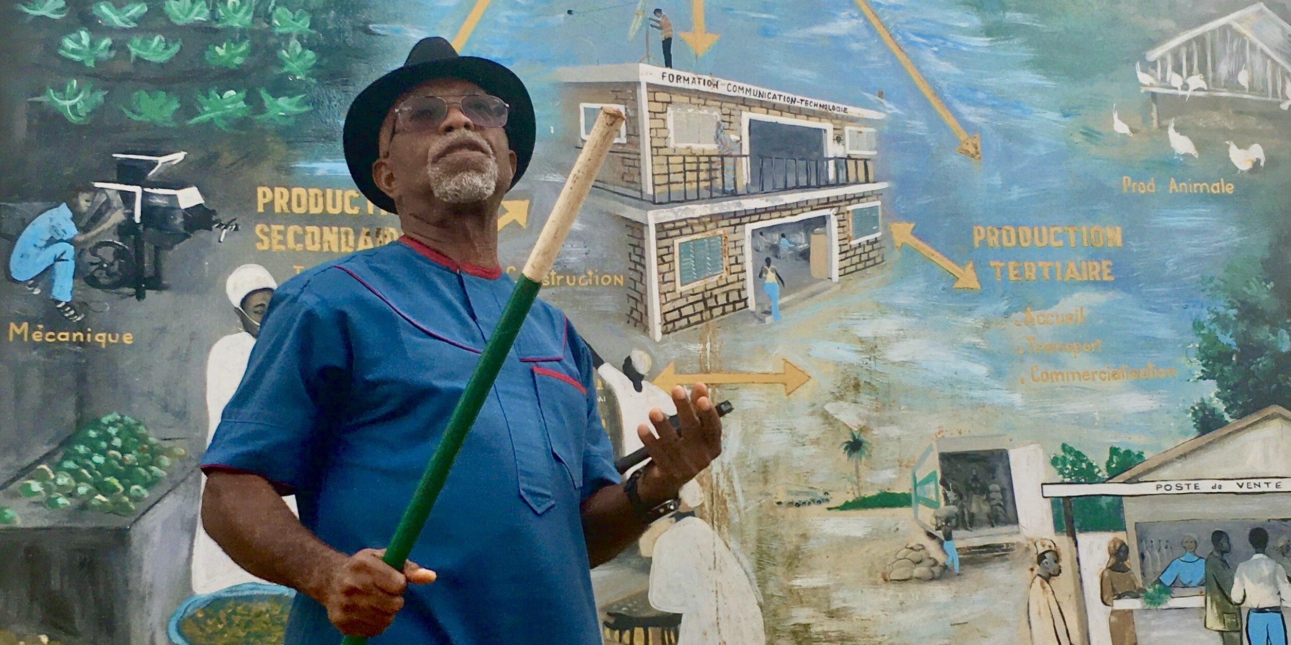 Godfrey Nzamujo