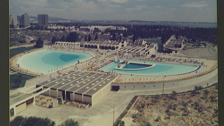 Construíram-se na Torralta as maiores piscinas da Europa à época, depois abandonadas e destruídas.