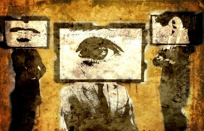 O movimento migratório da vigilância