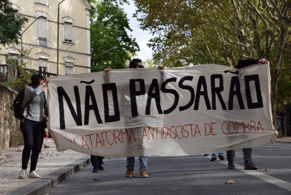 Plataforma Antifascista Coimbra