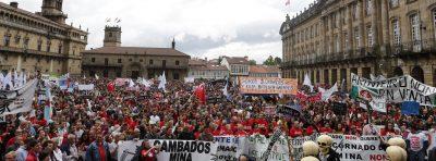 Plataformas veciñais contra o retorno da minaría a Galiza