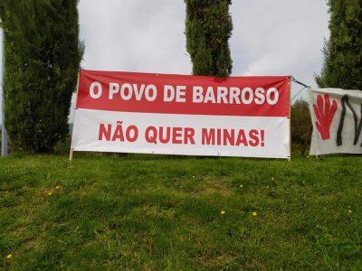 Mina do Barroso: O EIA passou, mas a luta continua