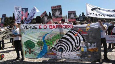 [19 Maio] Consulta Pública Mina do Barroso: Manifestação