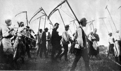"""""""Lenine perante os Camponeses"""""""