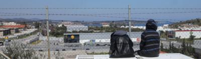 UE faz da Grécia um laboratório de políticas anti-refugiados